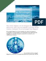Las 4 Cualidades Del Arcangel MIguel y Meditacion