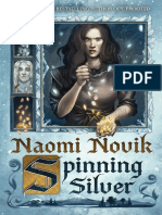 Spinning Silver - 50 Page Friday