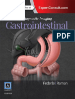Diagnostic Imaging - Gastrointestinal, 3rd Ed, 2015