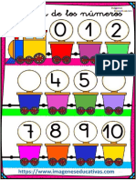 El Tren de Los Números PDF Parte1