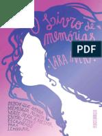 @Bookslovers Lara Avery - O Livro de Memorias