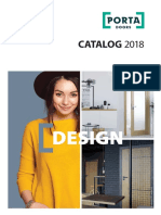 Catalog Porta 2018