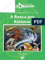 Old Dragon - Homeless Dragon [NHD_038] - A Busca Por Kalamar - Biblioteca Élfica