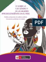DIAGNOSTICO SOBRE LA PROBLEMÁTICA DE GÉNERO Y LA SITUACIÓN DE LAS MUJERES AFRODESCENDIENTES EN EL.pdf