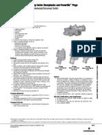 Catalog Pages Appleton Fsqc 30-60-100 Amp Series Receptacles Powertite Plugs en Us 178414