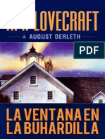 La Ventana en La Buhardilla - H. P. Lovecraft