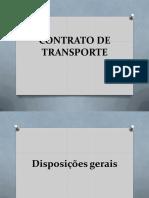 Transporte - 2018