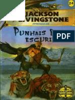 Fighting Fantasy - Punhais Na Escuridão - Biblioteca Élfica