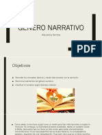 Narración 2ª medio