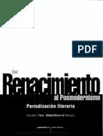 Del Renacimiento Al Posmodernismo