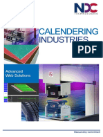 NDC Calendering Industries Brochure 2015