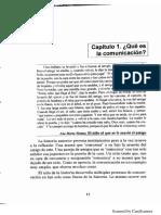 Comunicacion, Semiologia Del Mensaje Oculto. Capitulo 1