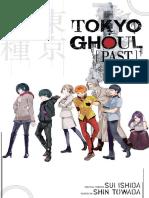 Tokyo Ghoul - LN 03