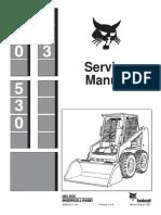 Bobcat 520_530 Service Manual