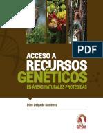 Recursos Geneticos en Áreas Naturales Protegidas SPDA