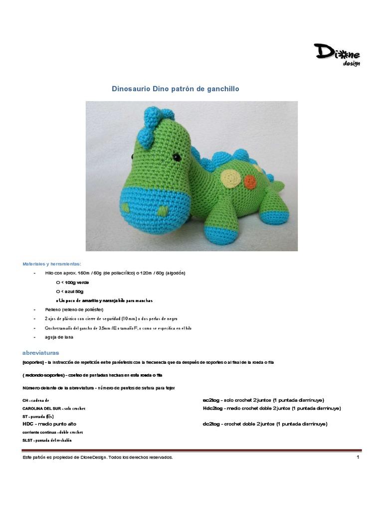 Dinosaurio Dino (2)