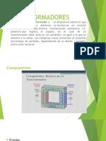 TRANSFORMADORES transformadores