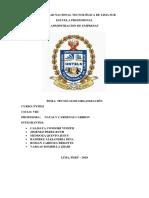 Monografia de Tecnicas de Organización 100