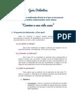 Guía Didáctica Medio Tic 2