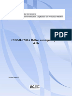 CUSMLT501A_R2