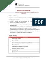 2DA ESPECIALIDAD - Monitoreo Fetal y Diagnostico Por Imagenes