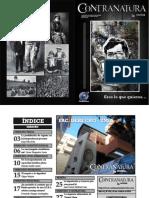 Revista ContraNatura Año 5, Nº-6 2013 Derecho-UNSA-AQP