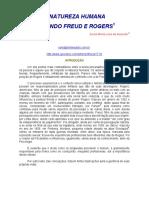 a naturexa humana Freud e Rogers.pdf