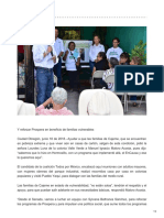 18/06/2018 Piden a Maloro Acosta llevar a Cajeme programa EnCausa
