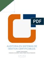 INFORME Auditoria EN SISTEMAS DE GESTION CERTIFICABLES