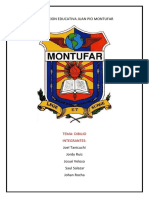 Institucion Educativa Juan Pio Montufar