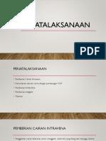 Tatalaksana Peritonitis