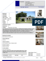 Broward Homes for Sale 9-27-10
