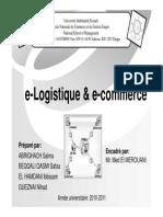 e Logistique e Commerce