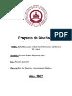 Proyecto de Diseño III 1