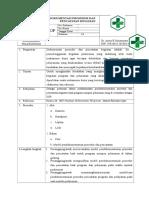 1.2.5.b SPO Dokumentasi Prosedur Dan Pecataatn Kegiatan OK