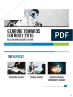 1 - IsO 9001-2015 Awareness Training Handouts