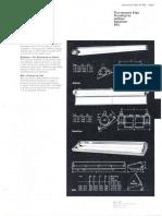 Westinghouse Lighting Adliner - Sataliner - BSL Fluorescent Sign Floodlight Spec Sheet 4-73