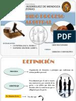 EL DEBIDO PROCESO ARBITRAL