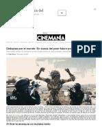 Distopías Por El Mundo_ en Busca Del Peor Futuro Posible - CINEMANÍA