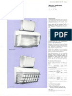 Westinghouse Lighting Mercury Underpass Luminaire Series Spec Sheet 5-70