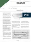 Westinghouse Lighting OV-15 Single Door Series Roadway Spec Sheet 1-79