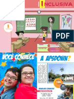 Revista Inclusiva  -  1º Edição