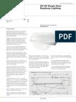 Westinghouse Lighting OV-25 Single Door Series Roadway Spec Sheet 1-79