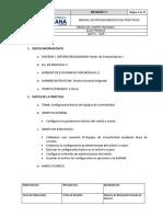 Procedimientos Practica Rdci 4 p