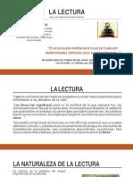 LA LECTURA - TÉCNICAS DE ESTUDIO.docx