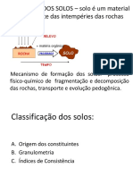 1 Formacao Classificacao Solos