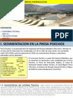 Trabajo de Sedimetacion en Presas Ucv