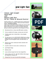 Signal Light Gun