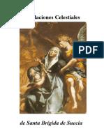 Revelaciones Celestiales de Santa Brigida
