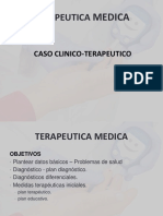 Caso Clinico - Diabetes